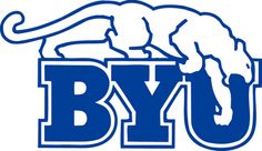"""BYU Cougars    #MormonFavorites  BYU is Loved at www.MormonFavorites.com  - MormonFavorites.com  """"I cannot believe how many LDS resources I found... It's about time someone thought of this!""""   - MormonFavorites.com"""