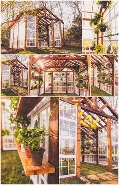 The Vaughan House Greenhouse located in Virginia. Built by Mitch and Megan Vaughan. Please contact for photography session and elopement inquires!