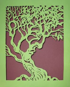 Except without the face in it. Facetree by ~kadifecraft on deviantART