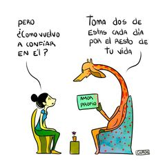 "Laartista venezolana María Guadarrama dibuja cómics titulados ""Laverdad noexpresada"" (""The Unspoken Truth""). Ynoson solo imágenes graciosas, sino verdaderas obras filosóficas con unprofundo significado. Motivational Quotes, Inspirational Quotes, General Quotes, Pretty Quotes, Photo Quotes, Romantic Quotes, Love You, My Love, Life Motivation"