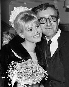1964 Wedding Britt Ekland & Peter Sellers
