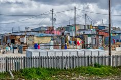 Easy in the Deep — Khayelitsha in the morning. African Paintings, African Art, Vertical Farming, World's Most Beautiful, Slums, Documentary Photography, Live, South Africa, Cape Town