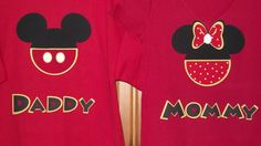Minnie Mickey Mouse Clubhouse  Disney by creationsbyJeanne on Etsy, $18.00