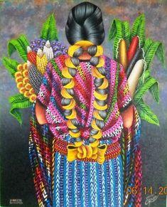 arte de mexico | CANDELAS CEREMONIALES  ARTE CONTEMPORANEO INDIGENA. ARTE TZUTUHIL