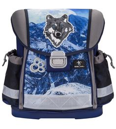 Ghiozdan ergonomic Mountain Expedition - Petit Caprice Mountain, Backpacks, Bags, Handbags, Taschen, Purse, Purses, Backpack, Bag