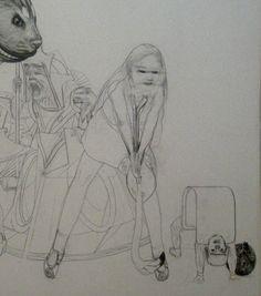 Alice in Wonderland: Lewis Carroll en Pat Andrea