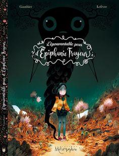 La couverture de ma prochaine BD Scénario : Séverine Gauthier. Dessin : Clément Lefèvre