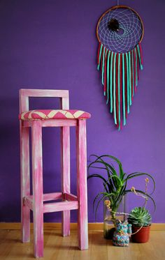 banqueta alta | Indie Purple