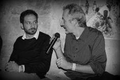 """8.11.2013 Bari e la corruzione, Artes Cafè. """"Atlante della corruzione"""", il libro di Alberto Vanucci che ci ha fornito materiale utile per discutere il tema della corruzione, di quanto questa ha frenato e continua a frenare la crescita dell'Italia e su i possibili modi per sconfiggerla. #sediarossatour http://ht.ly/rwA6T"""