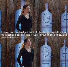 Divergent....loved this part...I love how you can see it in the shots too.