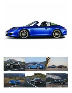 Porsche 911 Targa 4s Specs Price: $116,200 Engine: 3.8-liter 6-Cylinder HP: 400 @ 7,400 RPM Torque: 325 lb-ft Transmission: 7-Speed Manual Weight: 3,428 (Curb)