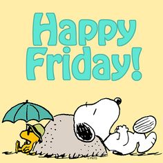 Showing post & media for Snoopy happy friday cartoons. Use these snoopy happy friday clipart. Peanuts Cartoon, Peanuts Snoopy, Snoopy Und Woodstock, Viernes Friday, Happy Friday Quotes, Tgif Quotes, Happy Wednesday, Happy Weekend, Thursday