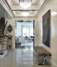Eric Cohler Design: Manhattan Interior Design Project IV #NYC #EricCohler #ECD #InteriorDesign #space #mixmaster #manhattan