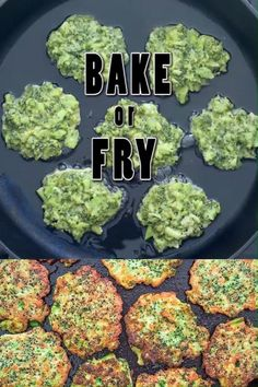 These light, golden-brown Broccoli Fritters make a delicious vegetarian dinner or lunch — and kids love them, too! Vegetarian Brunch, Vegetarian Recipes, Cooking Recipes, Healthy Recipes, Vegetarian Sandwiches, Going Vegetarian, Vegetarian Dinners, Tasty Videos, Food Videos