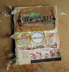 art journal by doris