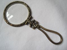 Antique Ladies Magnifying Glass  by VintageInBloom, $ 32.00