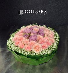 カラーズのウィンドウディスプレイの画像   神戸の花屋カラーズ 隊長 國安のブログ