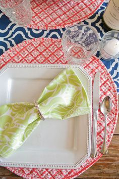 Tablescape by Hen House
