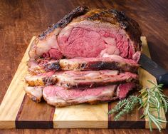 Perfect Smoked Barbecue Prime Rib Roast | Slap Yo' Daddy BBQ