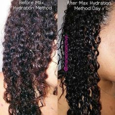 I Tried the Max Hydration Method…and I Liked It! | Black Girl with Long Hair