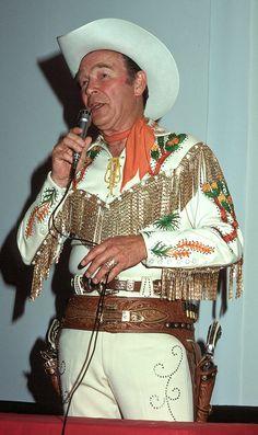 Roy Rogers.