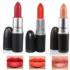 Líčenie - Farba rúžu pre jarné typy - Supervizáž