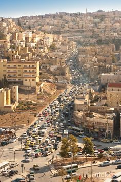 Amman, Jordan, it's been many years since I was here