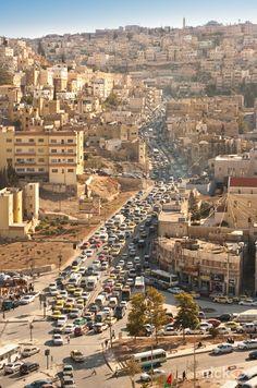 Jordan. Amman view