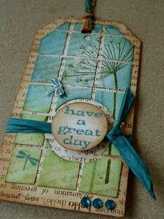 Mosaic BG Bookmarks - Marcapáginas - Puntos de libro