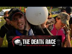 16x9 - Death Race: Inside the Spartan Death Race challenge - YouTube  This inspired the fuck out of me. Maybe for my 45th birthday? I have 3 years and 2 months to train for it!