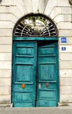 Dubrovnik, Croatia Medieval Door, Door Picture, Cultural Architecture, Unique Doors, Camping Gifts, Entrance Doors, Closed Doors, Source Of Inspiration, Windows And Doors