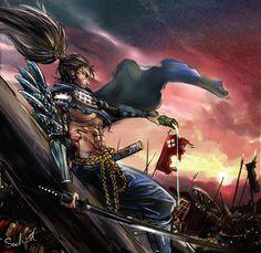 Samurai Yasuo by Sachielchen on DeviantArt
