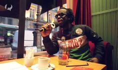 """Youssoupha en interview pour son album """"Soleil N***"""" sur PUREchannel"""