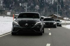 Mercedes-AMG GLE63s C292 / S63 A217 / C63s C205