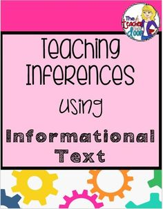 Lots of ready to use ideas and activities to help you teach inferences.