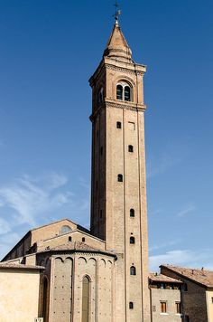Cesena - Italy - The Cathedral Photograph