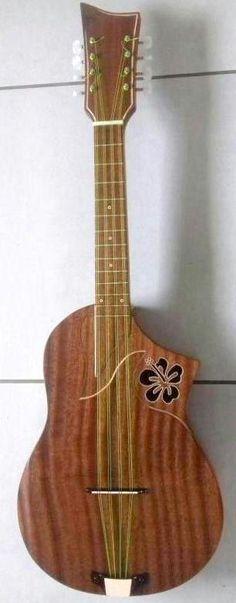 SB Hawaiian / Tahitian hybrid Ukulele --- https://www.pinterest.com/lardyfatboy/