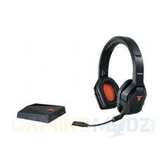 True 5.8 GHz Wireless Headset.  Precision-balanced 40mm Speakers with Neodymium magnets.  Separate Game and Voice Volume Controls.  Simple Setup With All Required Cables Included.  Durable Foldable Microphone and Supple Earcups.  For Xbox 360.  Tritton Primer Wireless Stereo Headset for Xbox 360  are a perfect gift for a special gamer in your life!