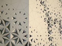 Pattern cuts