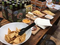 Ah, beer and cheese... is there truly a better pairing? (Answer: maybe WINE and cheese!!)