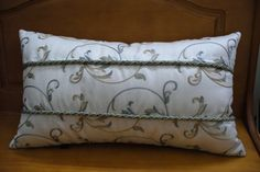 Full pillow  Summer wind size 20 in. by 11 in. by Emurs on Etsy, $24.00