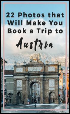 22 Photos That Will Make You Book a Trip to Austria. Upon moving to Germany last year I had never been to Austria. I knew about the vibrant city of Vienna, the gorgeous views of Innsbruck, and the old town of Salzburg. But I never thought I'd spend so much time in the hills, valleys, and quaint cities in Austria. Out of all the countries in …