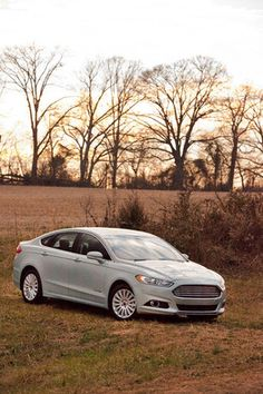 Ford Fusion: Passion Seizes the Family Sedan