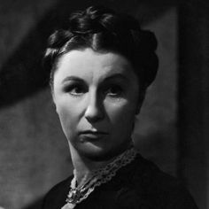 "13th Academy Awards - February 27, 1941. Judith Anderson (1898-1992). Nominated for the Academy Award for Best Supporting Actress for ""Rebecca"""