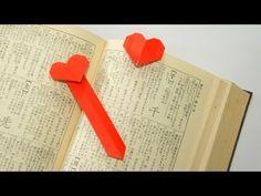 Aprenda a dobrar um Marcador de Livro Origami I - Bookmarker Origami Tutorial - SHINDIMASTER - YouTube