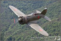 Polikarpov I-16 ~ BFD