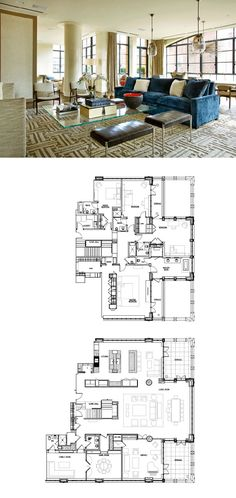 Apartment Floor Plans, House Floor Plans, Pent House, My House, Interior Architecture, Interior And Exterior, Interior Decorating, Decorating Ideas, Interior Design