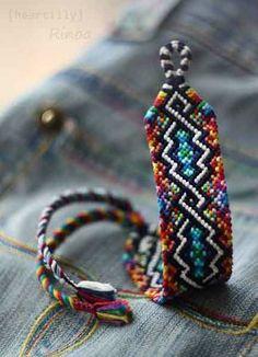 Photo of #85841 by Heartilly_Rin - friendship-bracelets.net