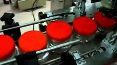 high speed automatic screw capping machine bottles jars screw capper equ...