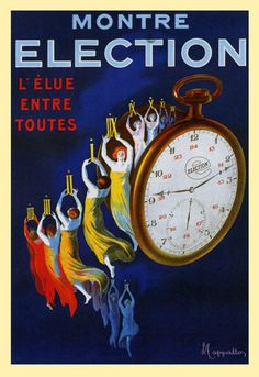 1925 Election Watch ad ‹ Strickland Vintage Watches